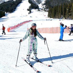 Trendy Ski Suit